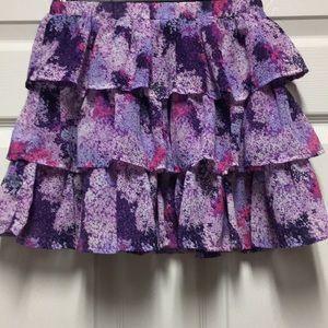 Girls Ruffle Children's Place Skirt